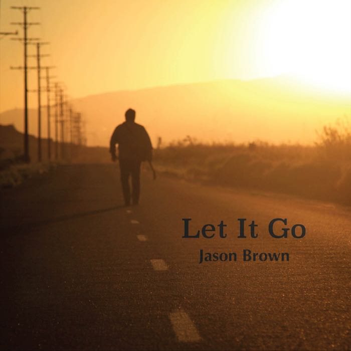 Let It Go - Jason Brown Album Cover